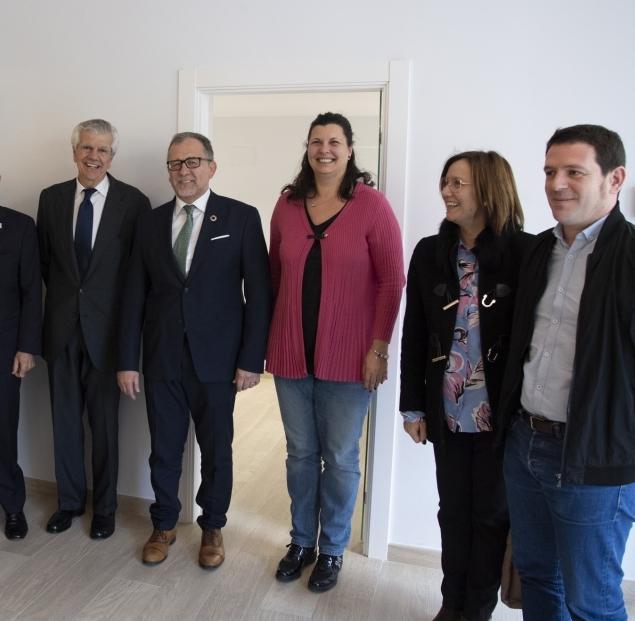 José Martí vol implicar la societat civil en el projecte de convertir la Fundació Hospital Provincial en un centre d'investigació oncològica