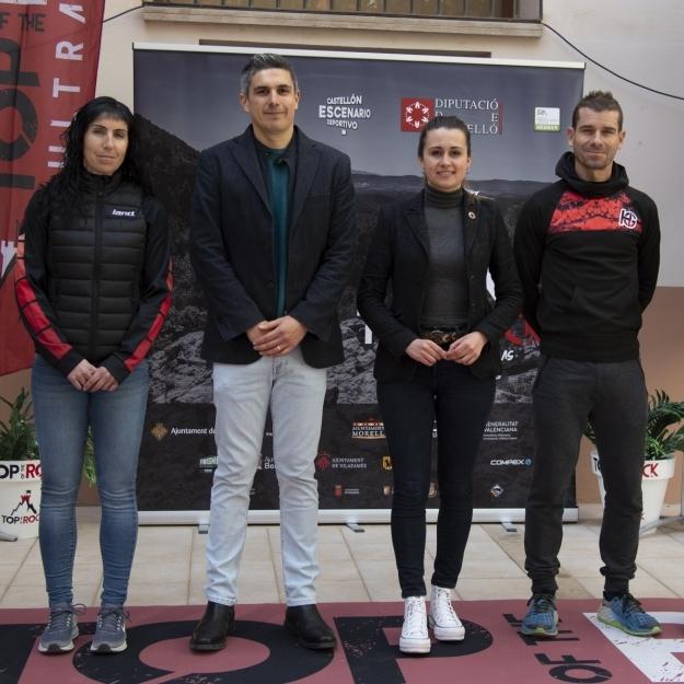 El viernes vuelve a Castellón la ultrail 'Top of the Rock' en su edición de consolidación