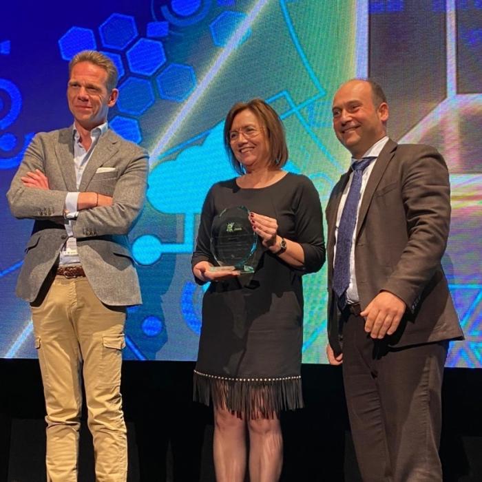 La Diputación de Castellón recibe un premio en el Congreso Nacional de Innovación y Servicios Públicos (CNIS)