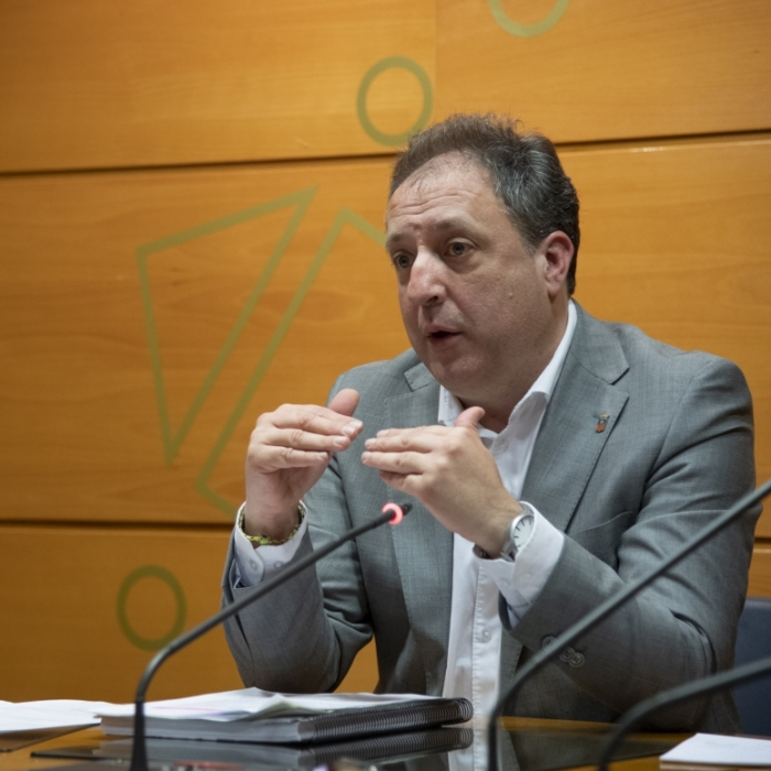 La Diputació del canvi aprovarà un Pla Econòmic i Financer per a superar «la nefasta gestió del PP» i no ser intervinguda per Hisenda