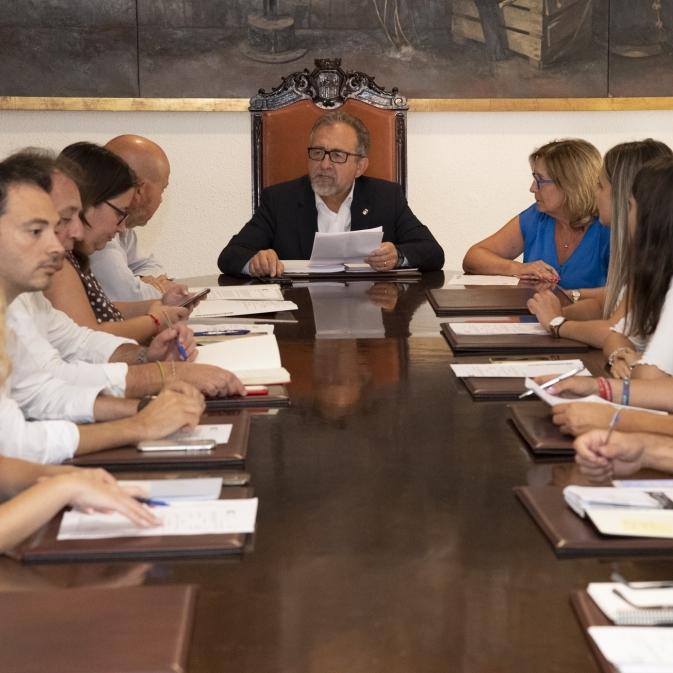El Pla Econòmic i Financer de la Diputació inclourà com a despesa el Fons de Cooperació per a beneficiar als ajuntaments