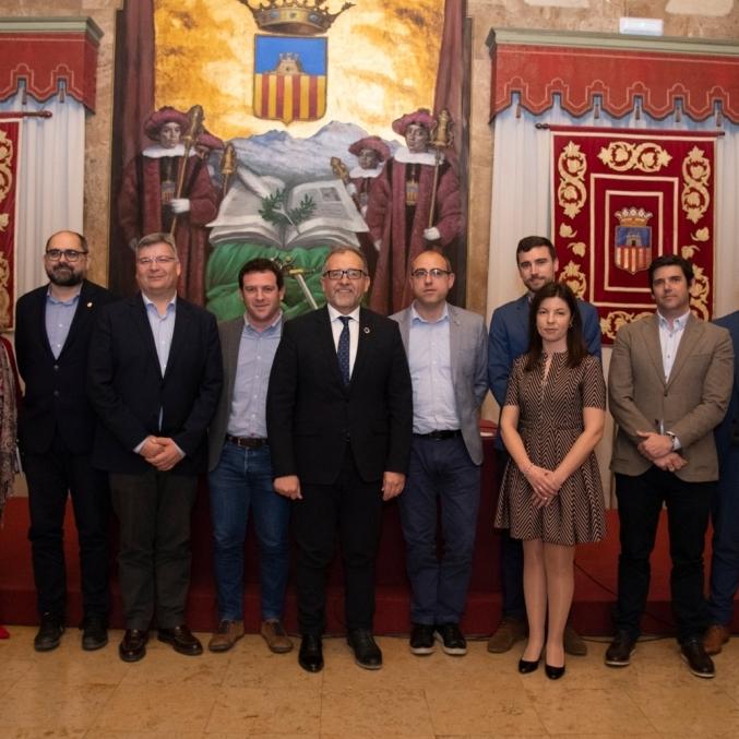 La Diputació de Castelló presenta la plataforma rural inteligente Smart Villages a los ayuntamientos