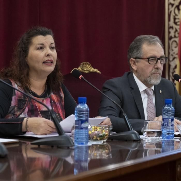 La Diputació redactarà un Pla d'Ocupació que buscarà totes les fórmules legals per a atendre el personal del centre de menors de Penyeta Roja