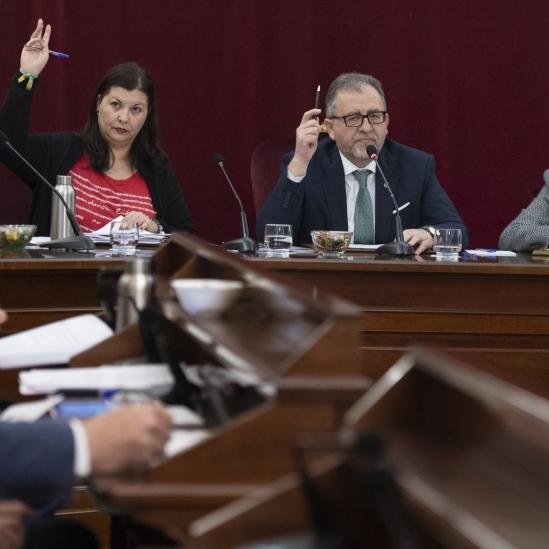 El Ple de la Diputació aprova el Pla d'Ocupació per a xicotets ajuntaments i el Pla Econòmic i Financer