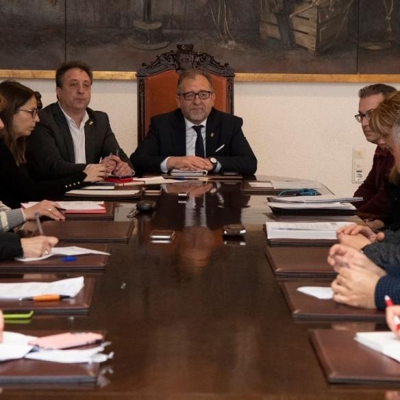 La Diputació de Castelló posarà en marxa un pla de xoc per a reduir l'impacte econòmic i social del COVID-19