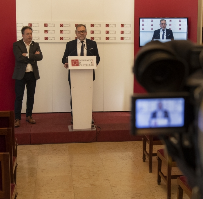 La Diputación limita a ocho áreas sus servicios esenciales tras el decreto del Gobierno para hacer frente al coronavirus