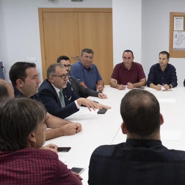 La Diputación activa el pago de los 5,6 millones del Fondo de Cooperación Municipal para inyectar liquidez a los ayuntamientos de la provincia