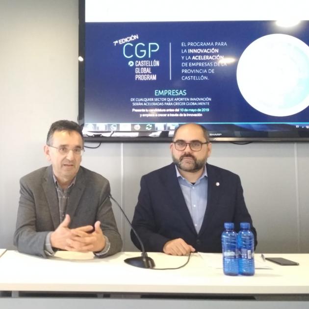 Diputació i Espaitec adapten el format del Castelló Global Program a les restriccions de la Covid-19