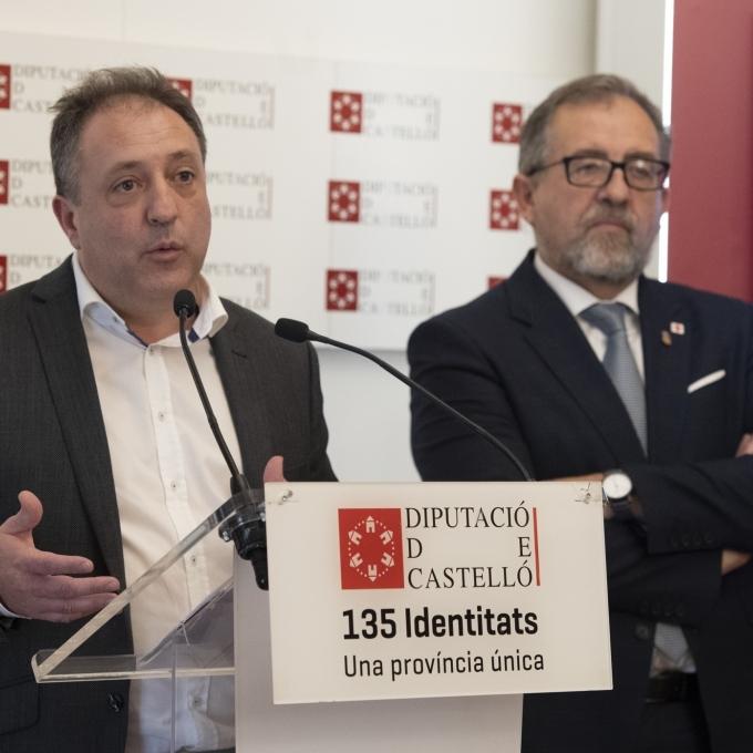 La Diputación de Castellón estudia una póliza de crédito de 15 millones para garantizar su liquidez y afrontar actuaciones frente a la COVID-19