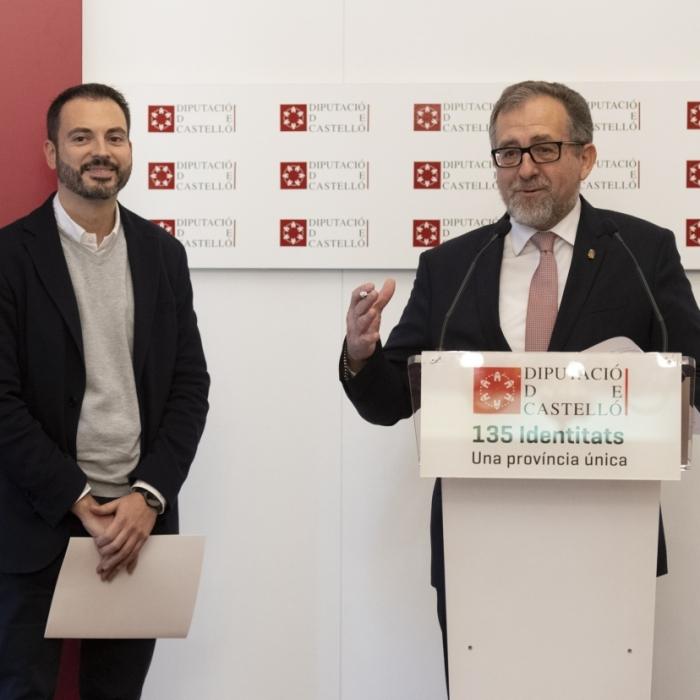 La Diputación destinó en 2019 más de 508.000 euros para modernizar y reforzar la gestión administrativa de los ayuntamientos a través del Sepam