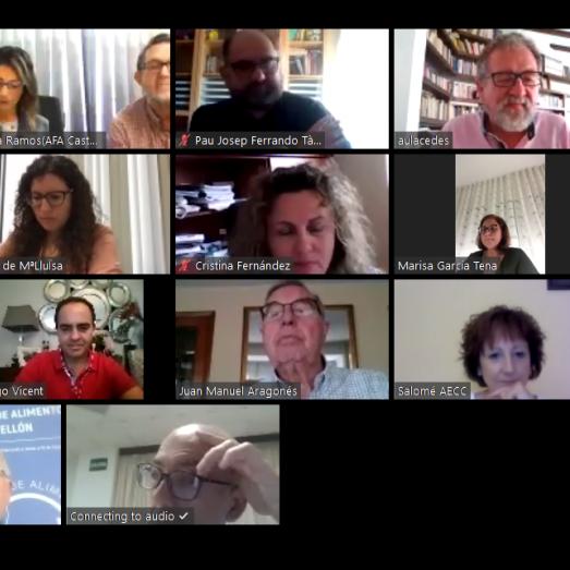 Diputació i sindicats advoquen per la transformació del teixit productiu castellonenc i la protecció dels drets dels treballadors