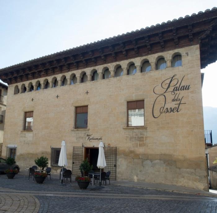 La Diputación exime del pago del canon anual al Cardenal Ram de Morella y el Palau dels Ossets de Forcall por la crisis de la COVID-19