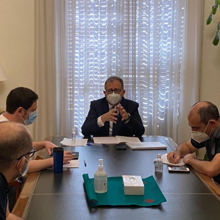 La Diputació de Castelló ultima el redisseny del pressupost per a reforçar les actuacions que ajuden a la reactivació econòmica i social de la província