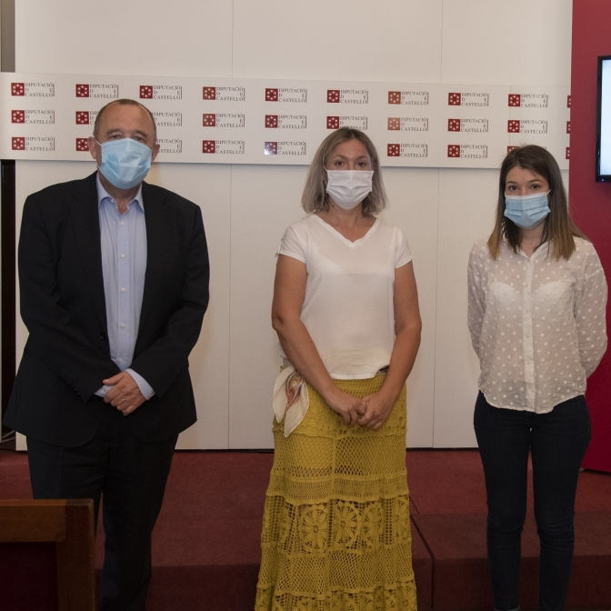 La Diputación colabora en un estudio que constata la recuperación histórica de la nutria en la provincia