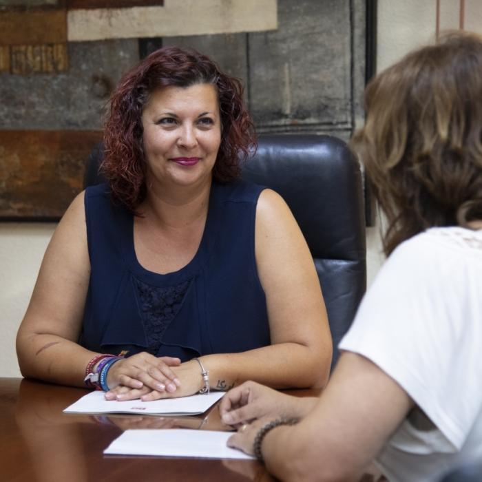 La Diputación garantiza con 90.000 euros el transporte de usuarios de centros especializados de 20 municipios