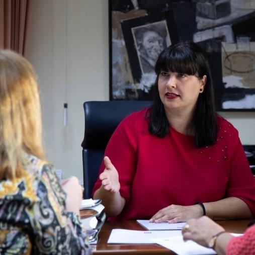 La Diputación de Castellón aprobará en el pleno de junio la supresión del centro de recepción de menores de Penyeta Roja