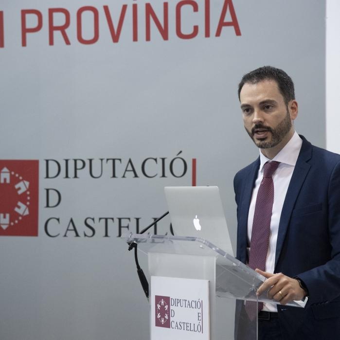 La Diputació fomenta la innovació i l'ús en entorns urbans del taulell de Castelló amb els premis 'Som Ceràmica'