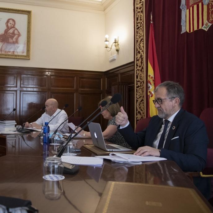 El ple de la Diputació aprovarà una modificació pressupostària per a crear un fons de 3 milions d'euros destinat a la reactivació de la provincia de Castelló