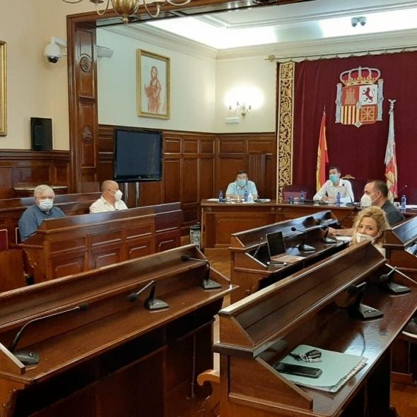 El diputado de Ciclo integral del Agua propone fusionar los consorcios del Pla de Meanes y del Pla de l'Arc