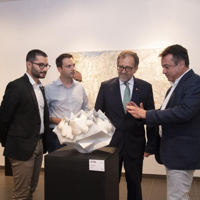 José Martí referma l'aposta de la Diputació per la ceràmica artística amb el patrocini del Concurs Internacional de l'Alcora
