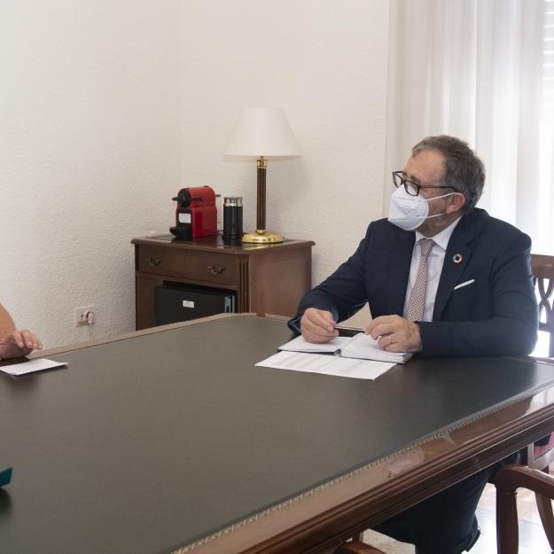 El alcalde de Arañuel traslada la importancia del río Mijares como recurso turístico del interior