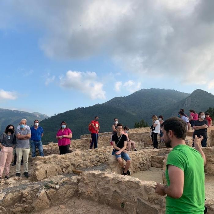 La Diputació iniciarà al juliol una nova fase d'excavacions en el jaciment de Monte Calvario de Montán