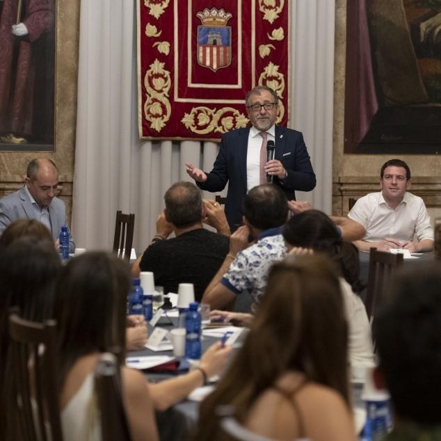 José Martí: «Els vertaders protagonistes de la Diputació del canvi són els ajuntaments»