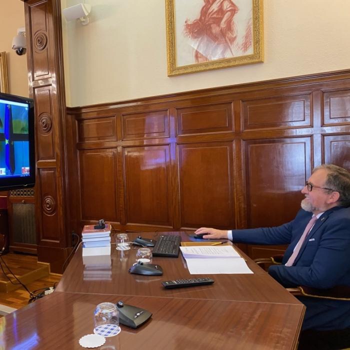 José Martí destaca el paper de l'aeroport de Castelló com a aliat del sector turístic de la província