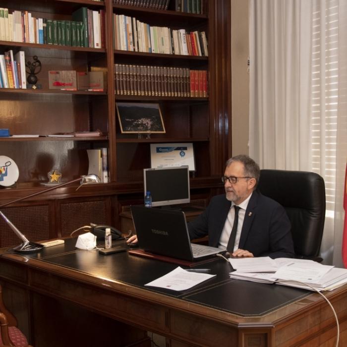 La Diputació ha impulsat 'l'any dels ajuntaments' amb el major avançament de tresoreria als municipis de l'última dècada