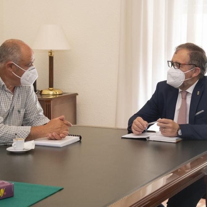 El alcalde de Benlloc celebra que la Diputación del cambio colabore con el Feslloc