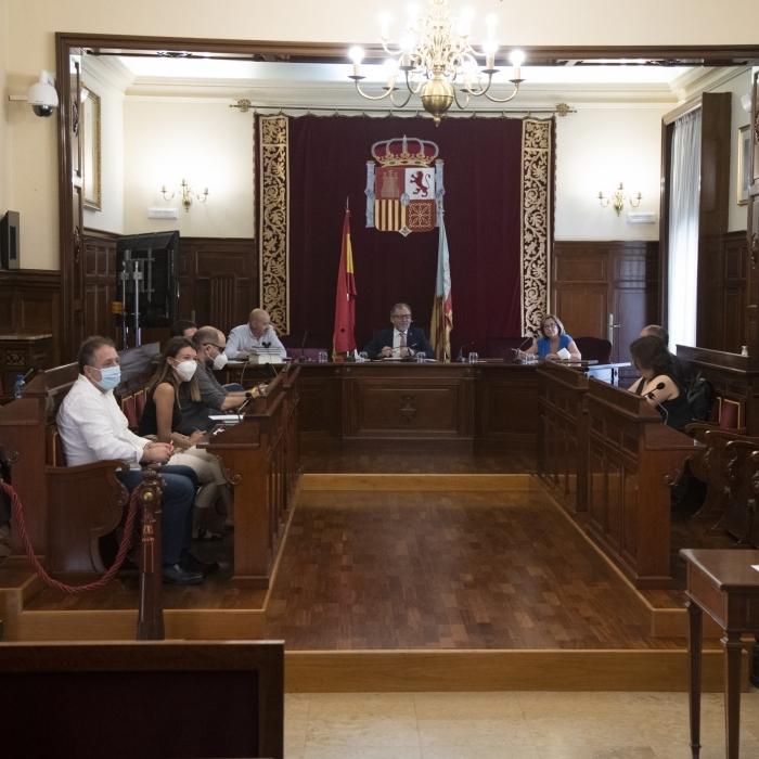 La Diputación aprueba una subvención de 12.000 euros a favor de la Federación de Cofradías de Pescadores de Castellón