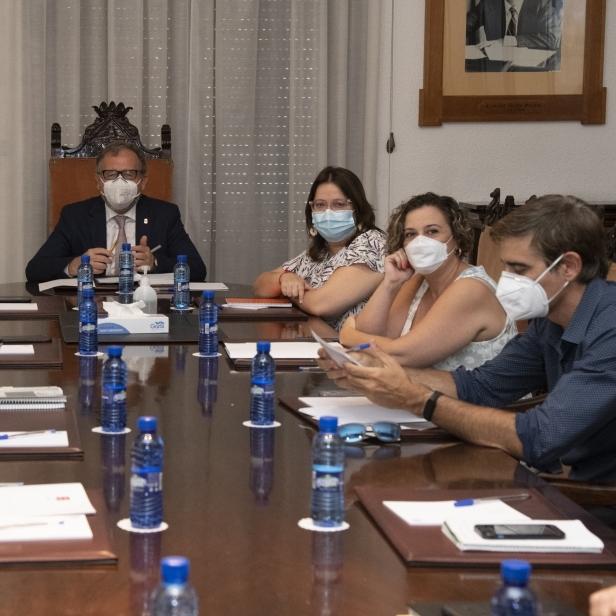 La Diputació de Castelló i la Conselleria de Cultura finançaran al 50% la rehabilitació del santuari de Sant Joan de Penyagolosa
