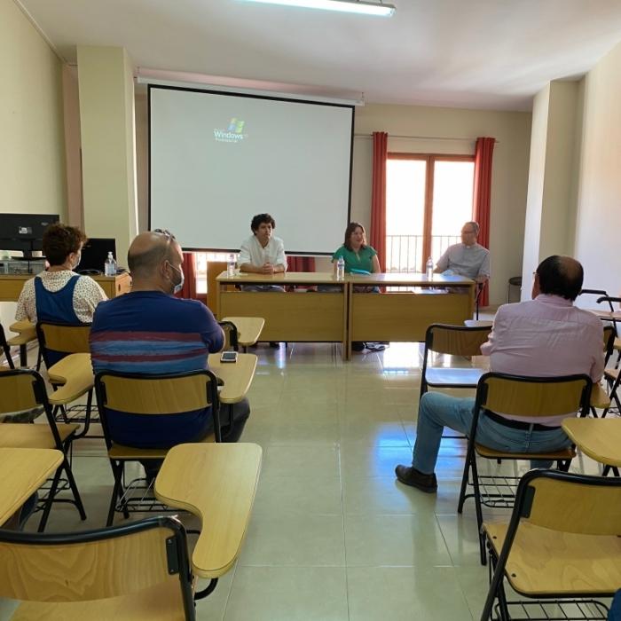 Diputació i Conselleria de Cultura traslladen als alcaldes de l'entorn del Penyagolosa els acords per a impulsar la recuperació del santuari