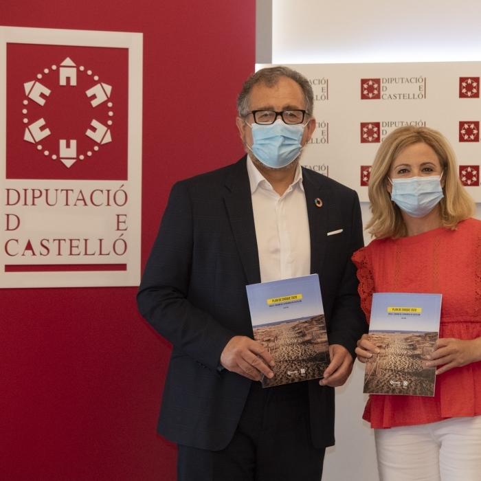 La Diputació dissenya un pla de xoc de 2,8 milions d'euros per a reactivar el turisme a Castelló amb l'ull posat en el viatger nacional
