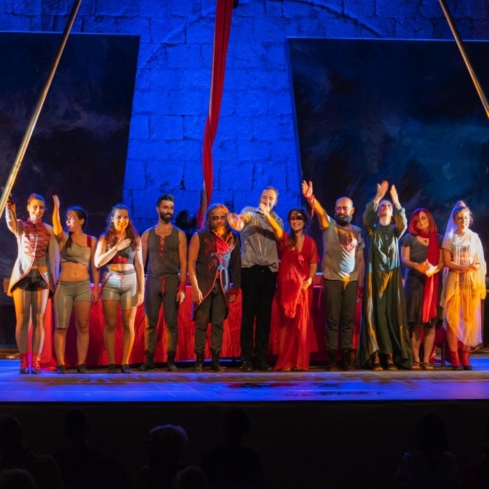 'Hipólito' tanca una brillant segona setmana del XXIII Festival de Teatre Clàssic de Peníscola