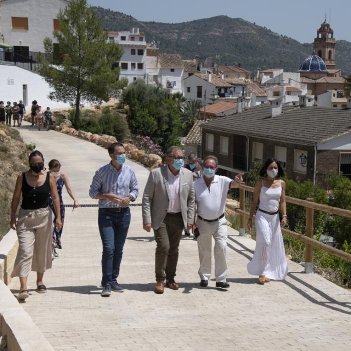 José Martí convocarà després de l'estiu reunions amb els alcaldes per a millorar el Pla 135