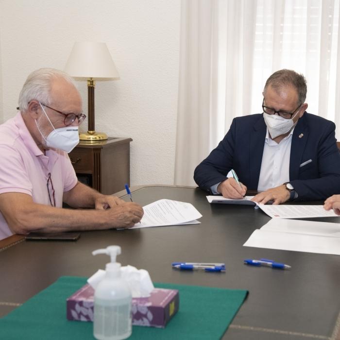 La Diputación subvencionará con 9.000 euros las actividades y estrategias de captación de clientes postcovid de la Fundación PortCastelló