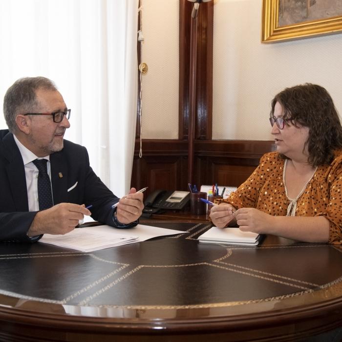La Diputació impulsa la cultura en tota la província de Castelló amb 600.000 euros en ajudes