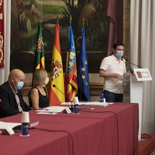 Diputación destina 280.000 euros más para garantizar el acceso de los municipios al agua potable en 2020