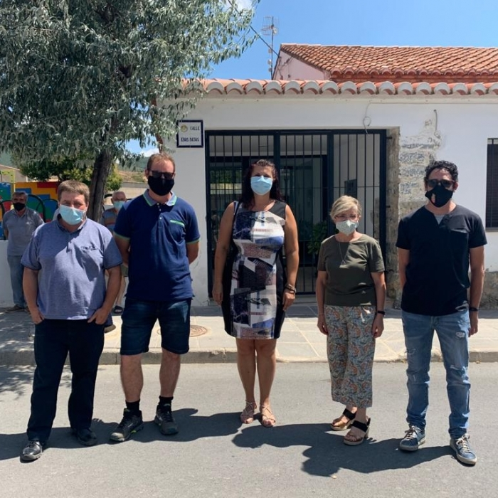 La Diputación de Castellón facilita la conexión entre Pina de Montalgrao y Segorbe con un nuevo automóvil colectivo