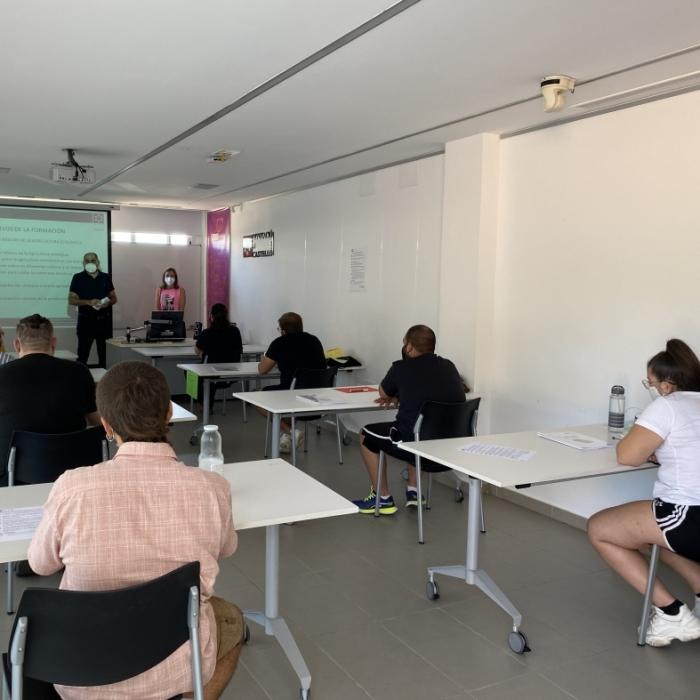 La Diputació impulsa nous tallers d'ocupació per a joves de l'interior a Vall d'Alba i Segorbe