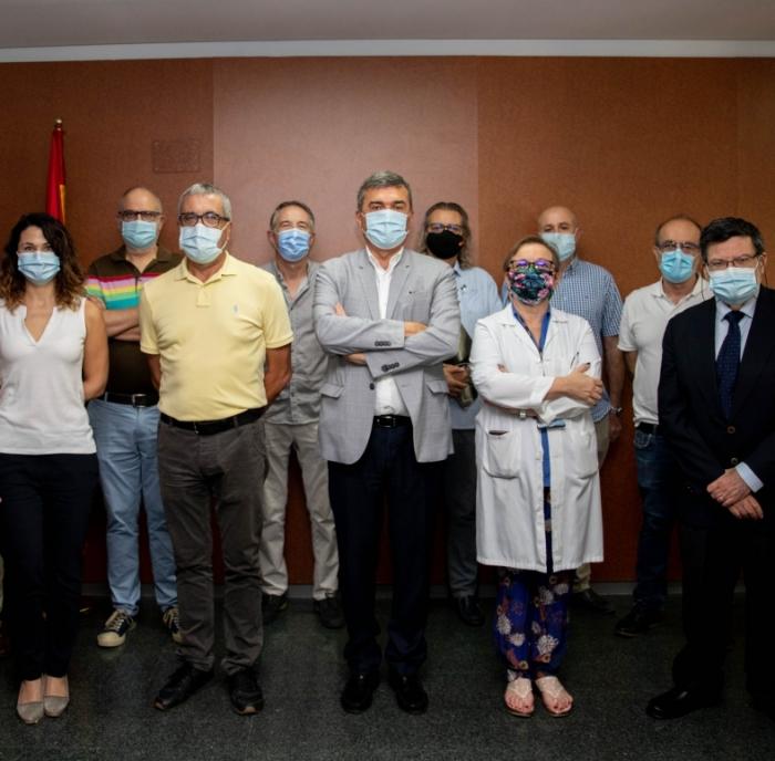La Fundación del Hospital Provincial pone los cimientos del futuro Instituto de Investigación Sanitaria para situar Castellón a la vanguardia biomédica
