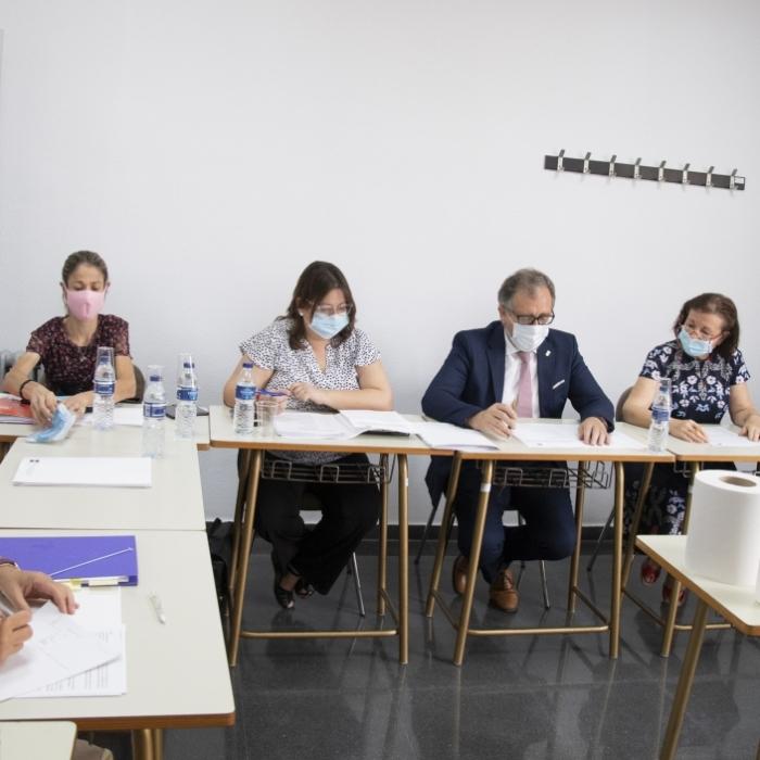 La UNED de Vila-real aprova un pressupost de 600.000 euros per a afrontar el 2021