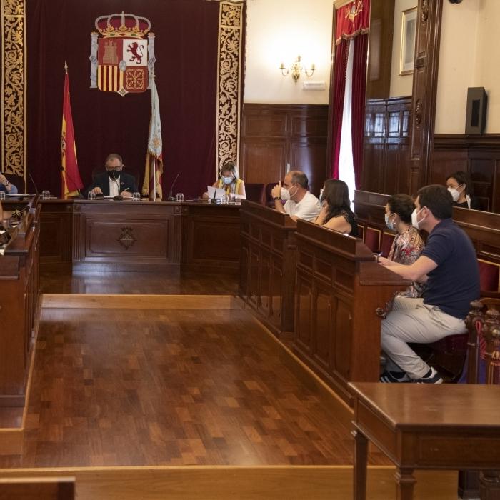 La Diputació invierte 369.000 euros en la eficiencia del alumbrado público de los pueblos