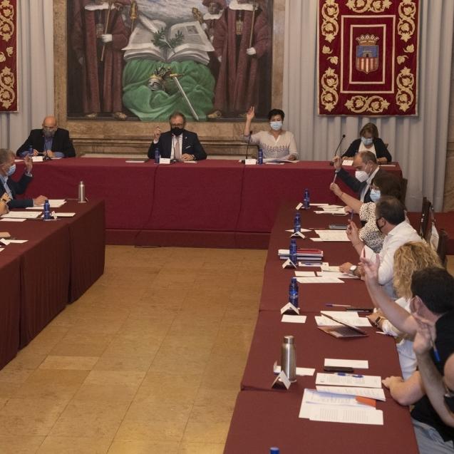 El ple de la Diputació aprova per unanimitat el Pla d'Ocupació de Penyeta Roja i la partida per al projecte bàsic de restauració de Penyagolosa