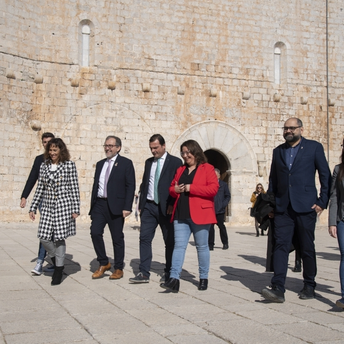La Diputació celebra aquest diumenge el Dia Mundial del Turisme al Castell del Papa Lluna amb una jornada de portes obertes