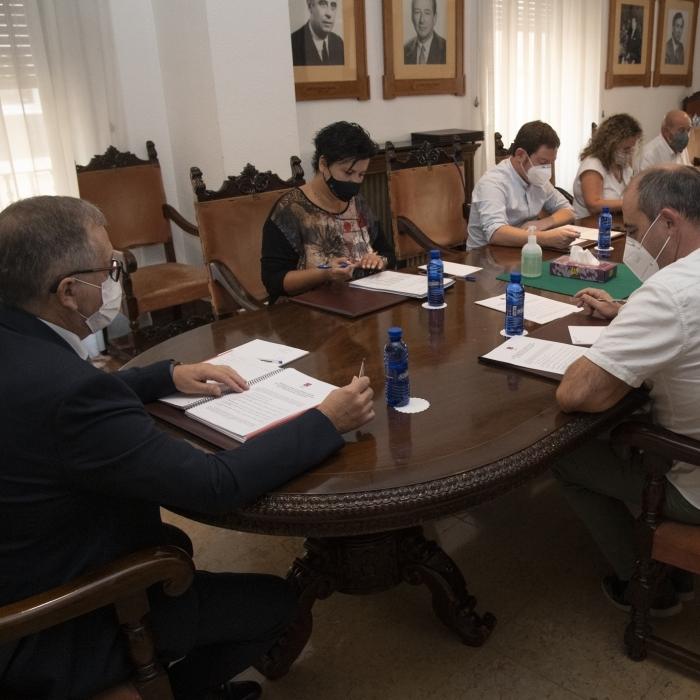 José Martí impulsa la celebración de seis cumbres de alcaldes y alcaldesas para analizar las necesidades de los municipios de cara a 2021