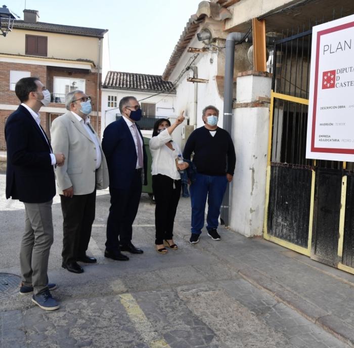 José Martí: «Amb les sis cimeres d'alcaldes pretenem mantindre i enfortir la línia directa amb el territori en els temps de la Covid»