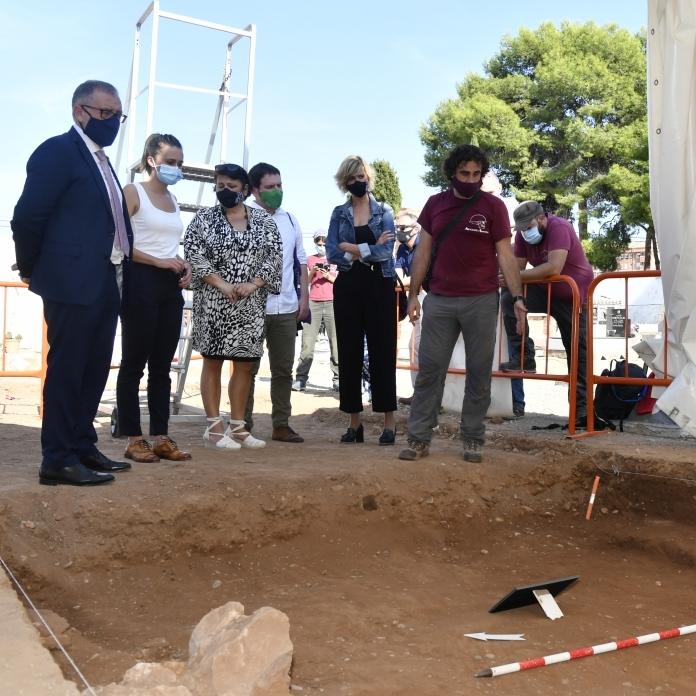La Diputació aporta 50.000 euros per a la tercera fase d'exhumacions de víctimes del franquisme en el cementeri civil de Castelló
