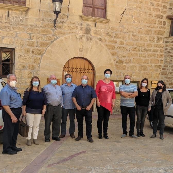 La Diputación promociona la conciliación familiar y laboral en Olocau del Rey con una ayuda de 21.000 euros
